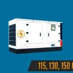 gerador 115-130-150